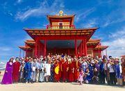 В Бурятии открыли главный храм Загустайского дацана