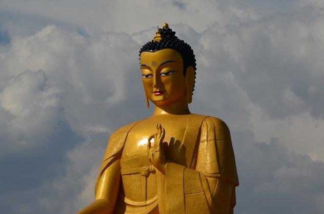 В Лагани состоится торжественное открытие крупнейшей в Европе статуи Будды Майтреи