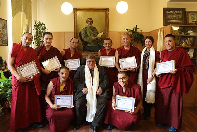 Объявлен новый набор монахов-исследователей для обучения и работы в совместном проекте российских ученых и буддийских монастырей