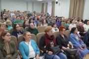 Фоторепортаж. Геше Лхакдор провел в Москве семинар «Методы раскрытия потенциала человеческого сознания в буддизме»