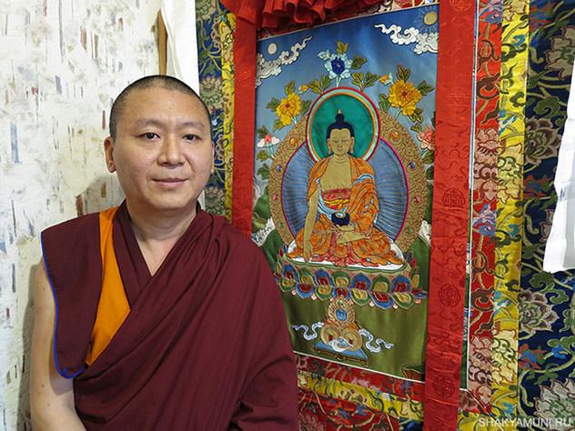 Официальная делегация монастыря Дрепунг Гоманг проведет ритуалы, приуроченные к Лосару
