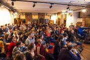 Фоторепортаж. Андрей Терентьев провел в Москве цикл лекций о сознании