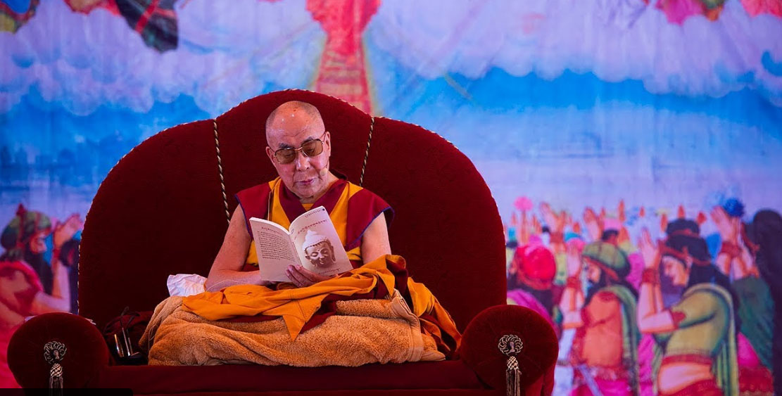 Прямая трансляция. Далай-лама. Учения по трактату Чандракирти «Введение в мадхьямаку» (Мадхьямака-аватара)