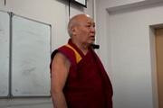 Видео. Геше Лхакдор. Субъективное благополучие, саморегуляция, медитативные практики