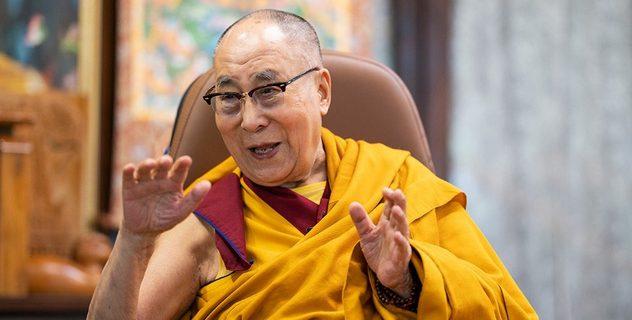 Прямая трансляция. Далай-лама о счастье, юморе и сострадании