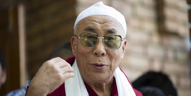 Прямая трансляция. Его Святейшество Далай-лама. Диалог на тему «Сострадание и милосердие – общие ценности в исламе и буддизме»