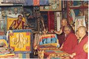 Фоторепортаж. Далай-лама и ламы Забайкалья