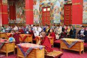 В Центральном хуруле Калмыкии готовятся к учениям Его Святейшества Далай-ламы для буддистов России