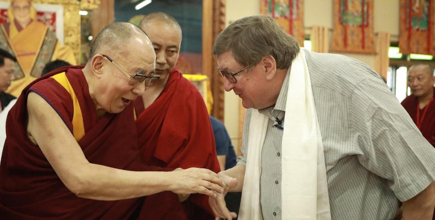Видео. Первые результаты проекта по исследованию медитации в тибетских монастырях