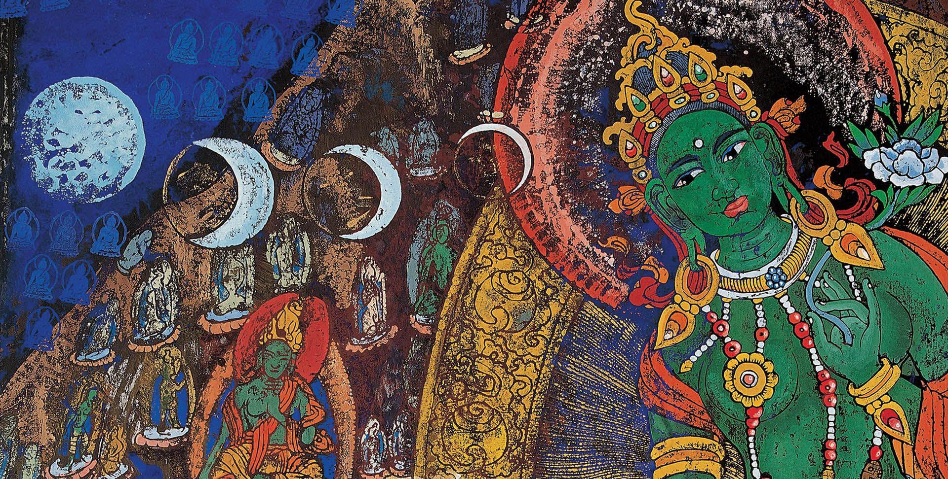 4 марта. Расписание интернет-трансляций буддийских учений и ритуалов