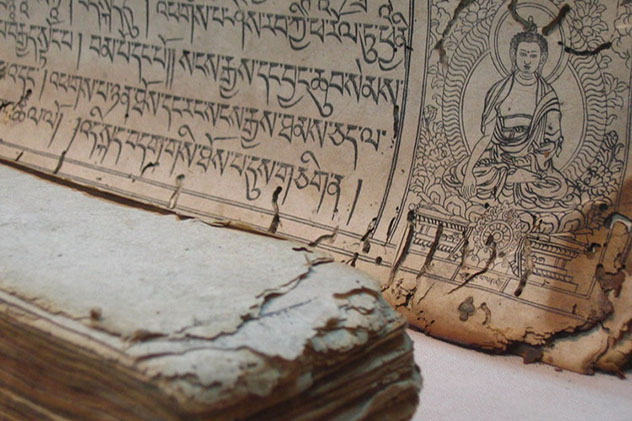 В Туве на тувинский язык переведут старинные буддийские тексты