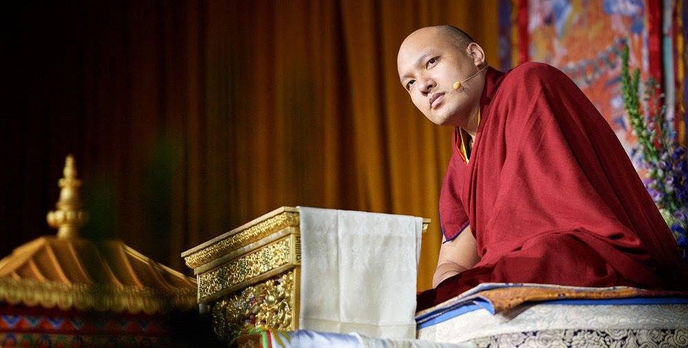 Его Святейшество Гьялванг Кармапа дарует весенние учения по текстам Восьмого Кармапы