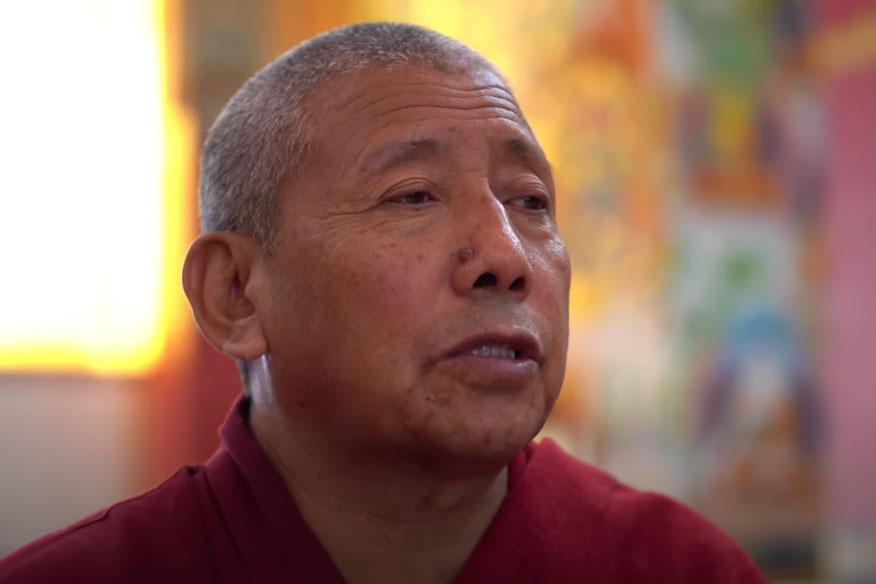 Видео. Геше Джампа – памяти бодхисаттвы