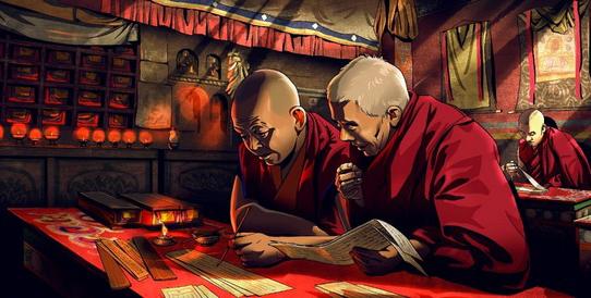 Курс Евгения Бузятова «Введение в теорию и практику буддийского перевода»