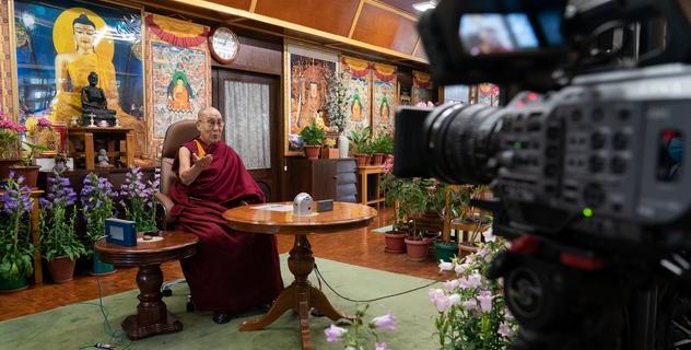 Его Святейшество Далай-лама. Диалог во имя лучшего мира – в память о Франсиско Вареле. Запись прямой трансляции